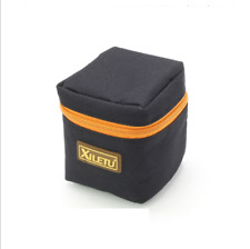 Waterproof Camera Lens Bag Padded Pouch Protector Carry Small Case Shooting