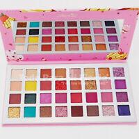 Amor Us Eyeshadow Palette Cake Pop Palette Pigmented Matte Shimmer Glitter Color