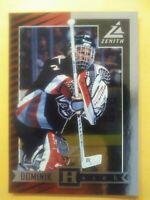 1997 98 Zenith Dominik Hasek Z Silver #20 Parallel