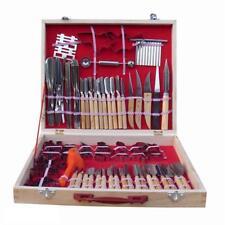 Fruit Carving Tools Set Kitchen Vegetable Cutter Food Slicer Engraving Knife