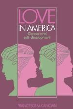 Love in America: Gender and Self-Development (Paperback or Softback)