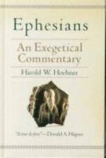 Ephesians: An Exegetical Commentary (Hardback or Cased Book)