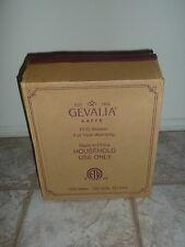 New in Box Gevalia G90 Reversible Pod Brewer Tea Coffee Maker (Black)