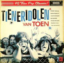 Tieneridolen van Toen : 40 Teen Pop Classics (2 CD)