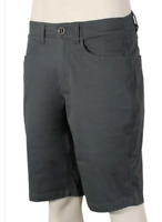NWT Under Armour Men's Payload Chino Shorts Pitch Gray Size 34