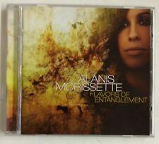 Alanis Morissette Flavors Of Entanglement CD UK 2008
