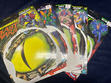 Transformers Beast  WARS /Robots In Disguise  Lot Of Card Backs.