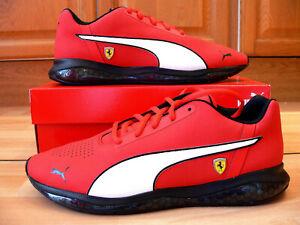 PUMA Men's PUMA Ferrari Red Trainers