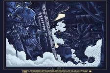 Alien Reg Alternative Movie Poster Ammo Signed & No. /100 NT Mondo Covenant
