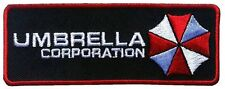 Umbrella Corporation Logo Resident Evil Jacket Cosplay Iron on Sew on Patch