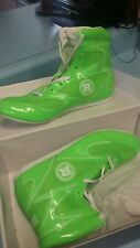 New Ringside Diablo Boxing Shoes - Neon Green - Mens - 9