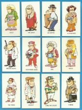 Brooke Bond/ PG Tips UK Issue Loose Collectable Trade Cards