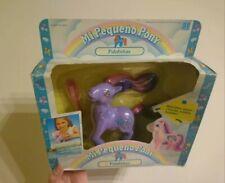 Mein kleines Pony, G1, SPANISH TALKING PONY,*Palabritas*,OVP, SELTEN,VERY RARE!