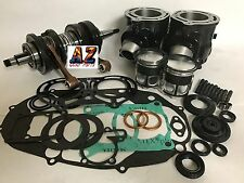 Banshee 350 Stock Bore 64mm Cylinders Pistons Motor Engine Complete Rebuild Kit