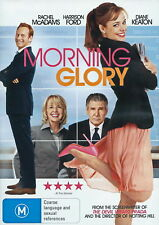 Morning Glory - Comedy / Romantic - Rachel McAdams / Harrison Ford - NEW DVD