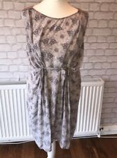 Mint Velvet Size 12 Dress  100%  Silk