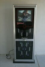 """Juke Box. Pioneer """"entertainer"""". Touch screen, Upright. 7500 video tracks."""