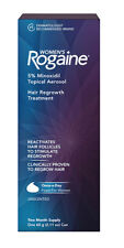 Rogaine for Women Hair Regrowth Treatment Foam 4 Month Supply 2.11 oz  Exp. 8/19