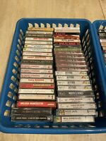 Build Your Own Cassette Tape Lot - All Tapes 3.99! 90's Hip Hop Pop Music Hits