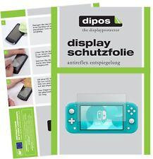 2x Nintendo Switch Lite Protector de Pantalla protectores mate dipos