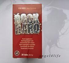 Rock Hard for a longer lasting erection. 30tab.