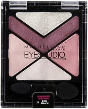 Maybelline EyeStudio Color Explosion Luminizing Eye Shadow - Pink Punch 25