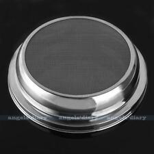 Stainless Steel Housewares Round Wide Flour Sieve Colander 23cm Kitchen Tool