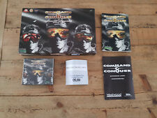 Command & Conquer: The Covert Operations, Westwood, PC Big Box (Large), CD-ROM