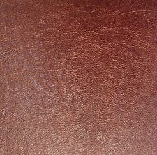 CONKER CRACKLE FINISH LEATHER COWHIDE, 1 @ 50 CM X 40 CM, 1.6mm THICK