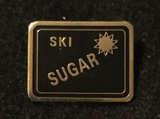 SUGAR MOUNTAIN Skiing Ski Pin Badge NORTH CAROLINA NC Souvenir Travel  Lapel