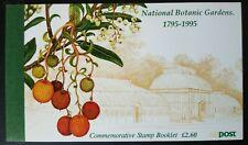 IRELAND: 1995 BOTANIC GARDENS BICENTENARY BOOKLET Complete with Panes SG SB53