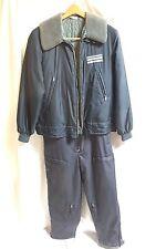 East German Air Force MIG Pilot Winter Flight Suit (Tunic,Pants,Hat) XXL Rare!