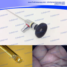 Richard Wolf 8672.435, 2.7mm 70 Degrees PanoView Plus Autoclavable Arthroscope