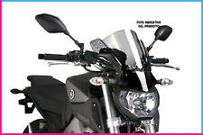 PUIG PARABRISE RAFALE DUCATI STREETFIGHTER 1100 ANNEE 09-12 FUME CLAIRE