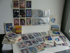 Premium Baseball and Toronto Blue Jays Card Lot with six holograms.