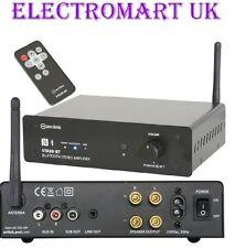 Bluetooth Digital Stereo Amp Amplificatore 170W telecomando Line Input Output SUB