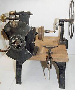 PROJECTEUR de salon 35 mm en l'état - GAUMONT - Type chrono XI bis  - Circa 1914