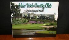 MESA VERDE COUNTRY CLUB: FIFTY YEARS OF HISTORY AND TRADITION HC in DJ