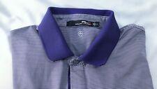 RLX Ralph Lauren Short Sleeve Golf Polo Shirt Size Medium