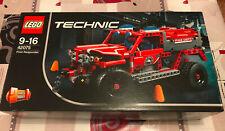 BOITE SET LEGO TECHNIC 42075 FIRST RESPONDER LE CAMION SECOURS DE POMPIERS