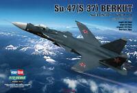 Hobbyboss 1/72 Scale 80211 Su-47 Berkut Model Kit Hot
