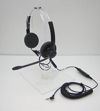 SP12-QD Headset for Alcatel 4028 4029 4038 4039 4068 8088 8028 8068 8039 & 8038