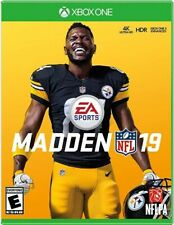 Madden NFL 2019 Xbox One Brand New Sealed FAST SHIPPING