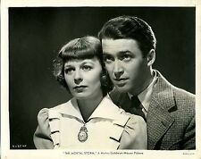MORTAL STORM 1940 James Stewart Margaret Sullavan 10x8 STILL #60
