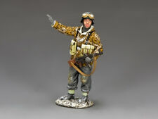 King & Country Soldiers BBG113 World War II WW2 Battle Of The Bulge ERICH