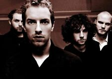 COLDPLAY BAND MUSIC POP COOL A3 POSTER PRINT YF1120