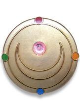 Sailor Moon Metal Brooch Sailormoon Cosplay Pin NEW