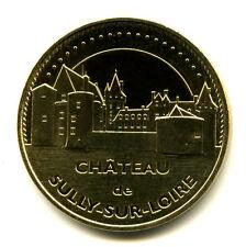 45 SULLY-SUR-LOIRE Château 2, Vue générale, 2015, Monnaie de Paris