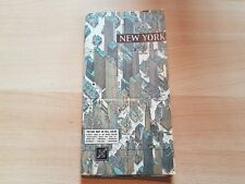 Bollmann, Hermann: New York. Picture Map in Full Color. Street map & 48 page gui