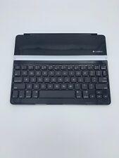 Logitech Bluetooth Ultrathin Keyboard Cover Stand For iPad 1/2/3/4 - Y-R0032